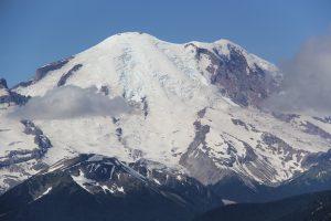 Mount Rainier, vulkaan